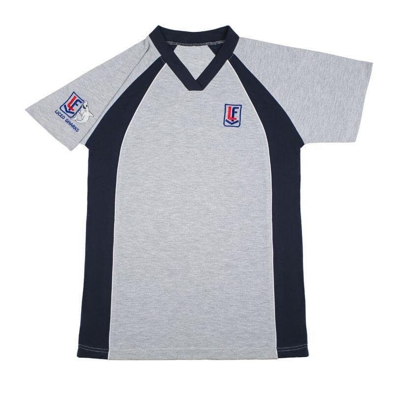 Camiseta secundaria